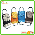 Folding vip trolley bag price shopping trolley shopping carts