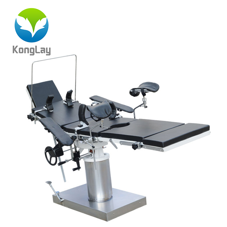 China top quality gynecology labor and delivery adjustable operating table electrical obstetric birth bed