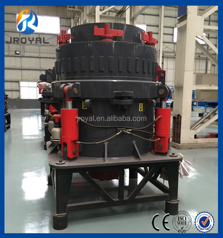 China Quarry and Gravel Station Used Hard Ore Hydraulic Cone Crusher