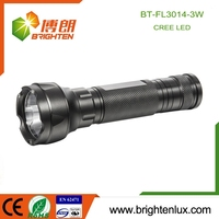 China Hot Sale Cheap Price OEM Tactical Best Power 3AAA Emergency Outdoor Torch flashlight lumen police cree led flashlight