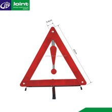 Car Triangle,Roadway Traffic Accident Triangle Warning Sign For Emergency
