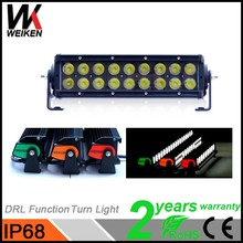 Car Accessories 54w 10inch Off road LED Light Bar 3w C ree LED Light Bar Slim LED Tractor Light Bar