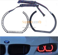 5050 38SMD & 33SMD color changing RGB led angel eyes for BMW F30
