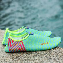 2017 sell like hot cakes fashion lovers to skin with anti - slip and high elasticity swimming shoes