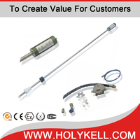 Holykell Automatic Tank Gauging (ATGs) system hydrostatic magnetostrictive level sensor for 2M tank