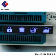 RGBW Blue Green Red Common Anode message board digital for mini led display screen