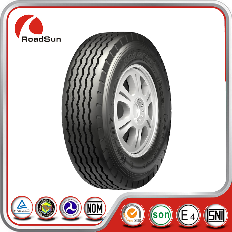 Chinese Tire Manufacturer Apply To Jeep High Truck And Bus Tyre