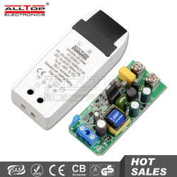 Constant current 12w 6w 350mA dimming led driver