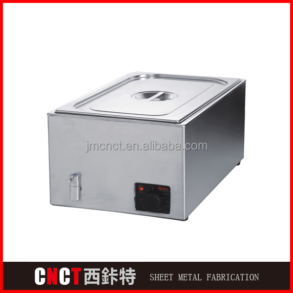Hot Sale sheet metal working Customized electric motor junction box
