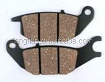 Front Axle Motorcycle Brake Pad FA343 For CBR 125