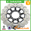 Stainless Steel Motorcycle Brake Disc For TRIUMPH DAYTONA 675 06-16