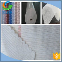 Factory products rpet stitich bonded fabric/Eco-friendly recycled polyester 100% RPET fabric/100% polyester stitch bonded