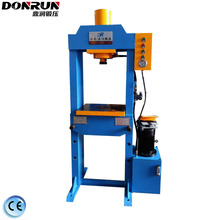 Ceiling tile making metal sheet forming hydraulic press machine price