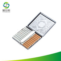Metal Cigarette Box