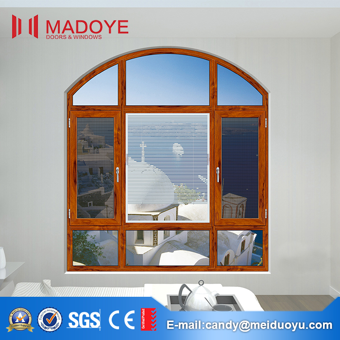 Super quality products aluminum panel windows commercial use