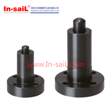 Steel fixed long sleeve spring loaded plunger pins for load