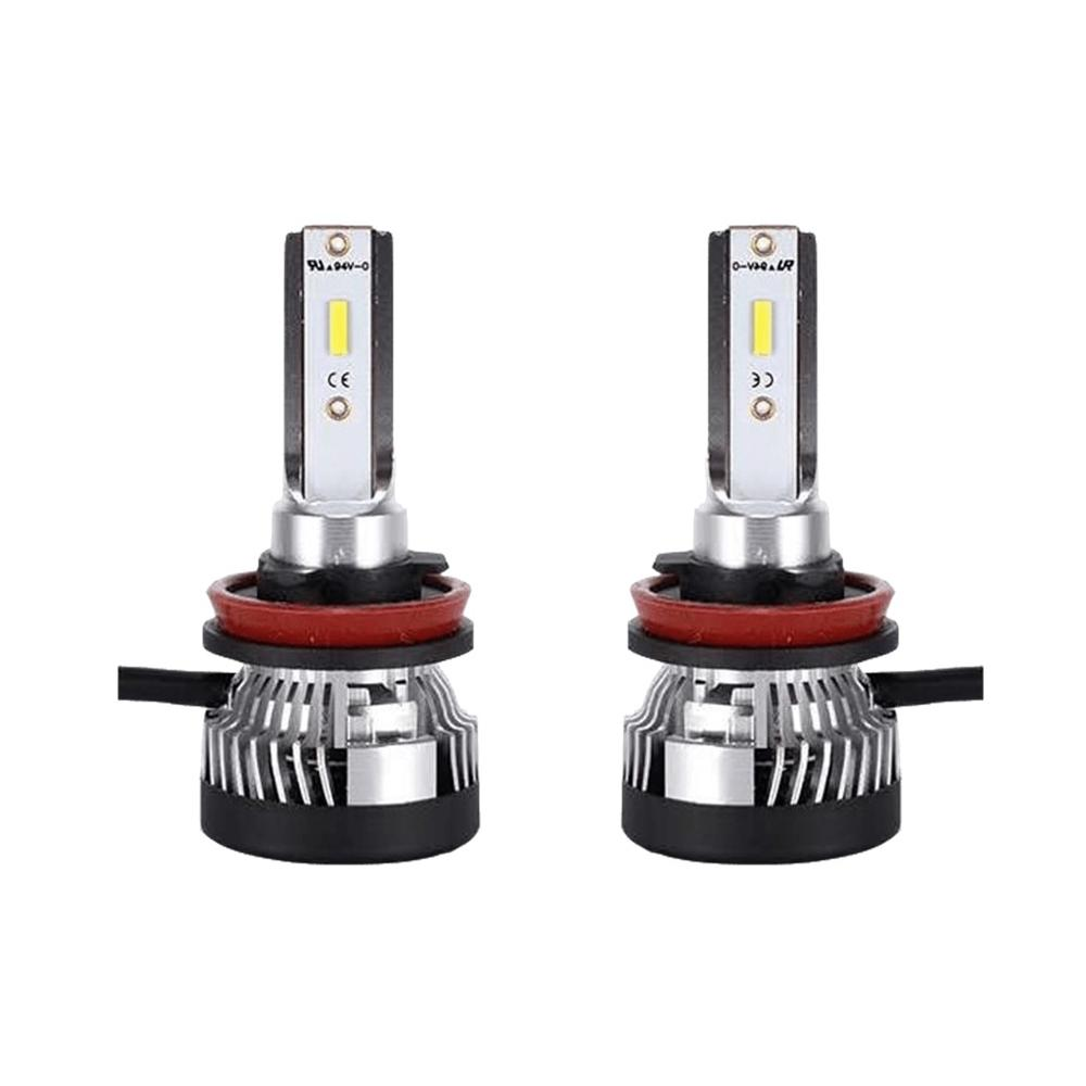 DQ s7-mini single H1 H3 H7 <strong>H10</strong> 9005 9006 ZES car lighting system led headlights for camry vcar light interior accessories