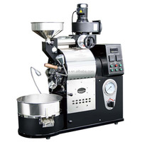 Widely used GAS and Electric 1Kg Coffee Roasting Machine