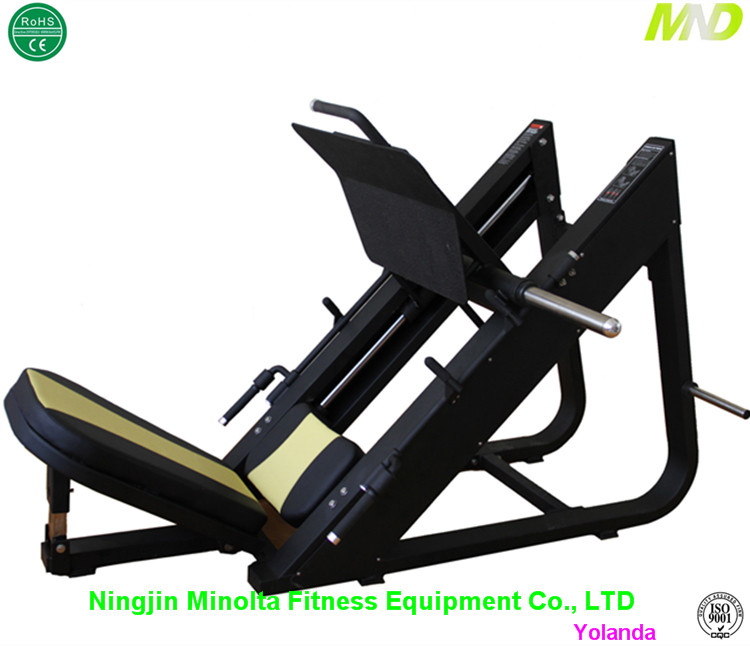 MND First Grade Gym Equipment F56 Leg Press /trx fitness for sale