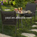 Slate Bistro set with cushion