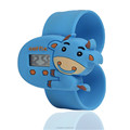 Best selling hot chinese products siliicone kids slap watch