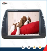 Chinese Factory Wholesale 15.5 inch Portable DVD Player Big Size For Sale