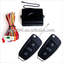 LIXING brand keyless entry / keyless entry system /car security with flip key