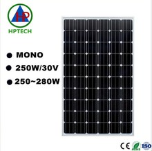 monocrystalline solar panel price of 12v solar panel 250w about solar panels module to commercial industrial use solar system