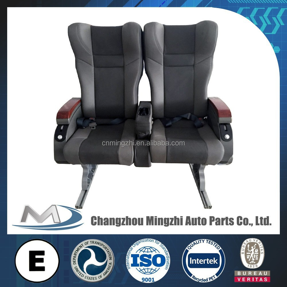 used luxury bus seat bus spare parts vip seat confortable cosy HC--B-16234