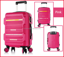 sincere sell trolly bag luggage hard shell vip luggage trolly for luggage using