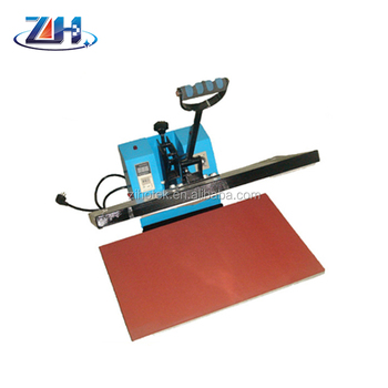 heat transfer machine t shirt printing machine manual plain heat press machine 40x60cm