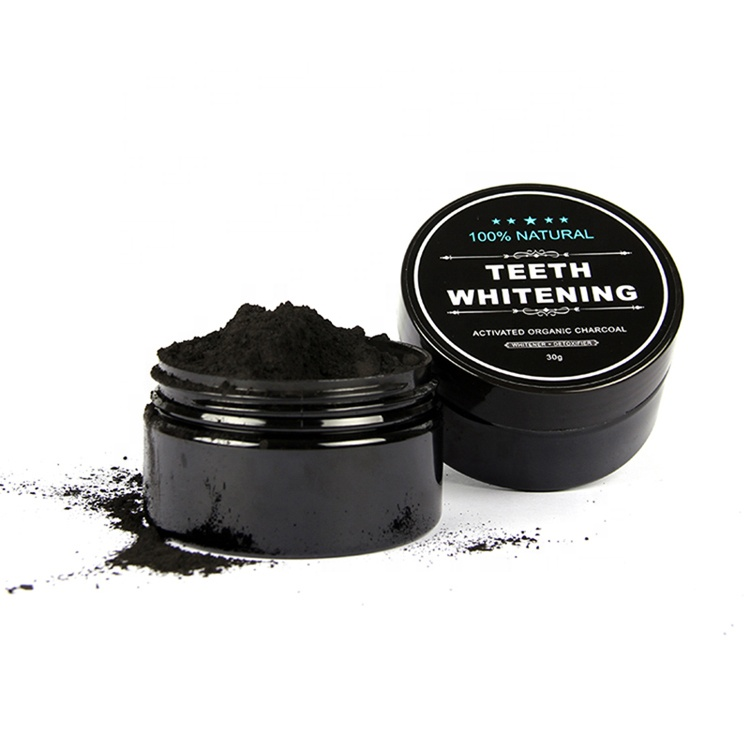 Teeth Whitening Charcoal <strong>Powder</strong> Oral Hygiene Cleaning Removal Stains Tooth Black <strong>Powders</strong>