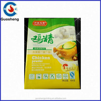 Food packaging plastic bag(food grade/FDA) for chicken powder made in china factory