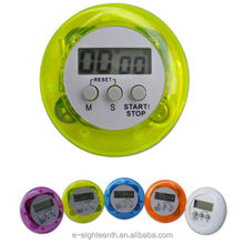 Digital LCD Timer Stop Watch Kitchen Cooking Countdown Egg Clock Down Up Small