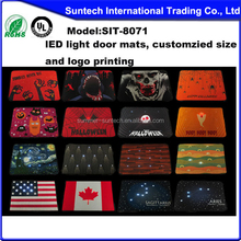 led light door mat