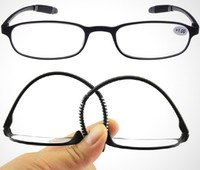 2016 injection Reading Glasses, with flexible arms FDA and CE approved