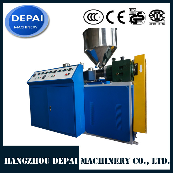 1 color machine for extruding plastic drinking straw