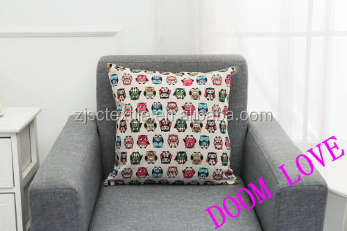 Fashion Square Printing Pillow