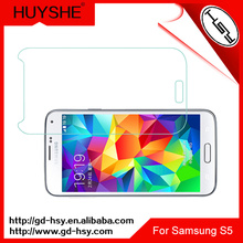 HUYSHE Cellphone for samsung galaxy s5phone clear screen proteectors rools film for mobil phon