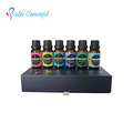 6 pcs packaging aroma and 100%pure organic essential oil gift set