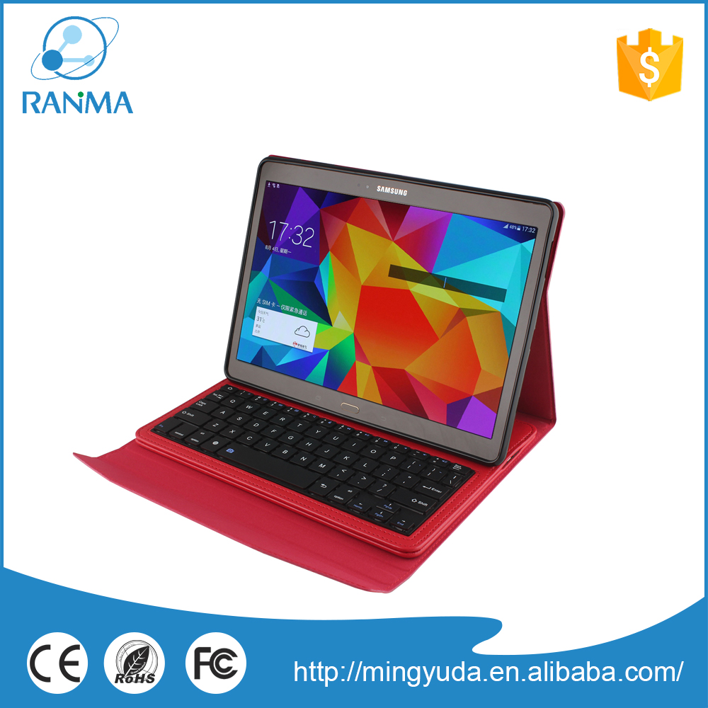 Factory Tablet Laptop Case Flip Cover for Galaxy