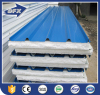 Prefabricated building cladding roof and wall EPS sandwich panel