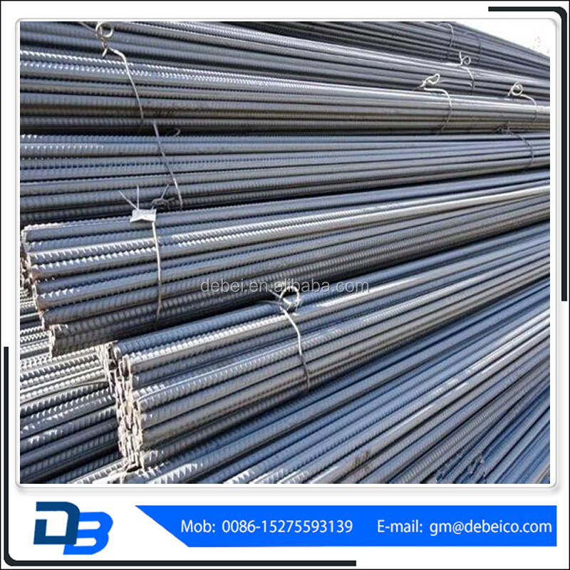 Carbon Steel ASTM A615 BS4449 B500B Deformed Steel Rebars/Reinforcing Steel Bar