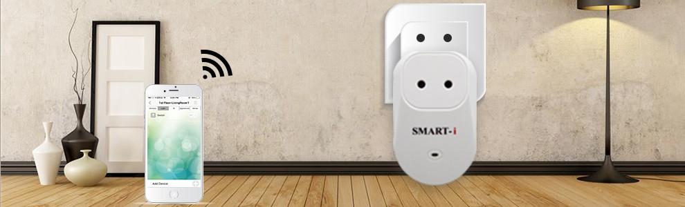 Ukuseuau Plug Smart I S20 Rf Smart Switch Power Adapter Remote