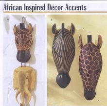 African WALL HANGINGS