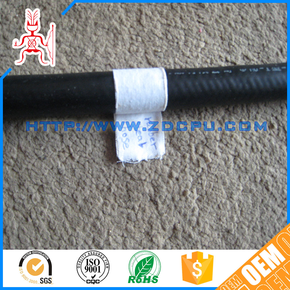China manufacturer environmentally friendly aging resistant NR rubber tube