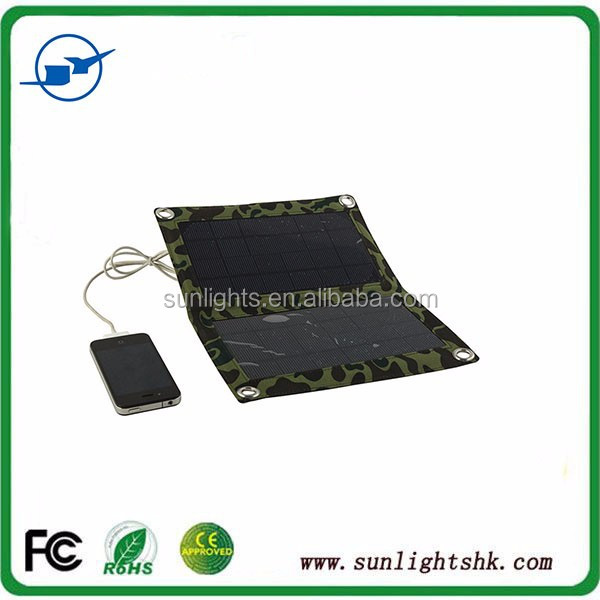 Best Charging Device for Outdoor Sports Wholesale Portable Solar Panel Charger