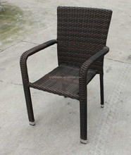 Good quality cheaper aluminum frame weaving outdoor chair (BP-C178)