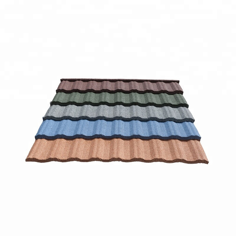 Color Coated Steel Coil Sheet Roofing Shingle Tile