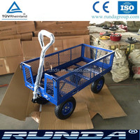 Metal garden wagon TC1840